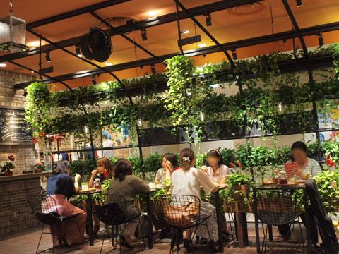 Aoyama Flower Market TEA HOUSE アトレ吉祥寺