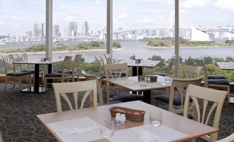 地中海料理「オーシャン ダイニング」(ホテル日航東京)