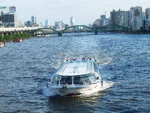 船に乗りたい!東京で船に乗ろう