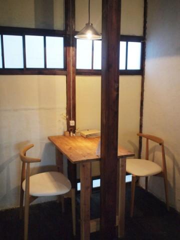 浅草のカフェつむぐり