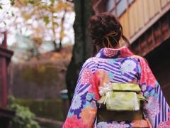 浅草を着物で散歩しよう!レンタル着物ショップ