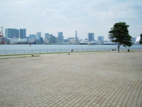 潮風公園の園内