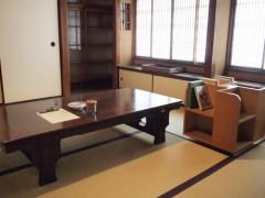 山本有三記念館の和室