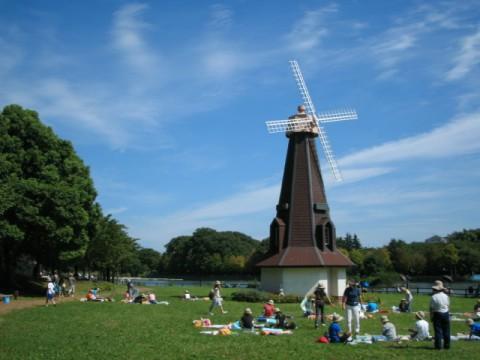 浮間公園の風車