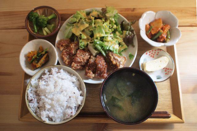 ニシクボ食堂(三鷹)