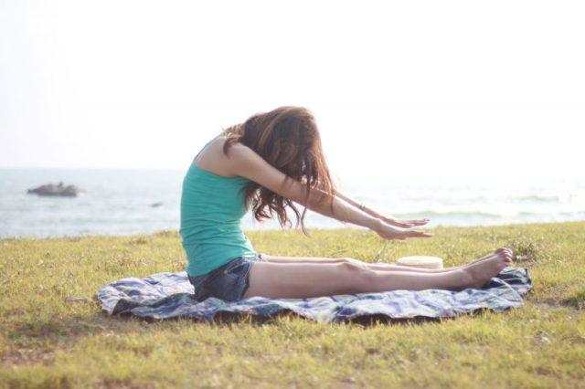 体を動かす・適度な運動