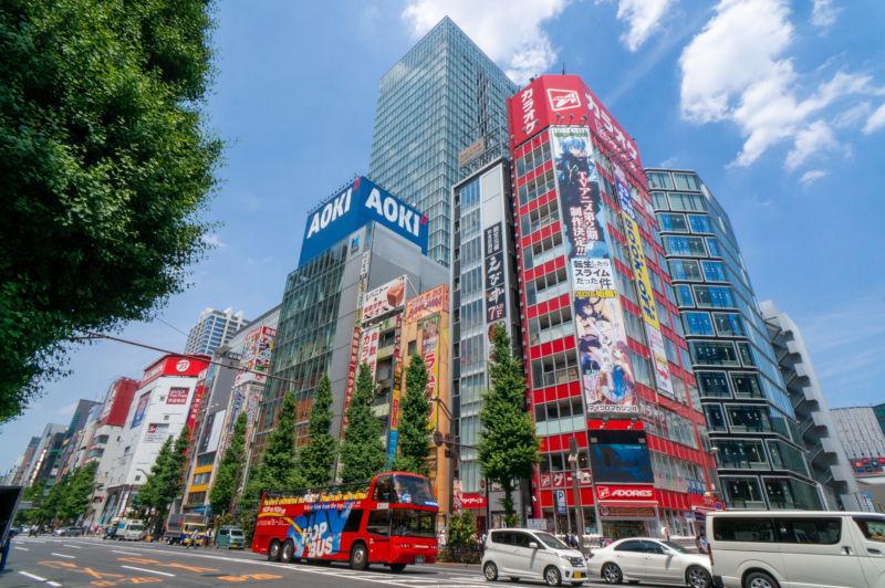 東京でのユニークな休日の過ごし方