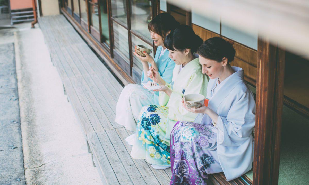 東京を着物でお出かけ・観光