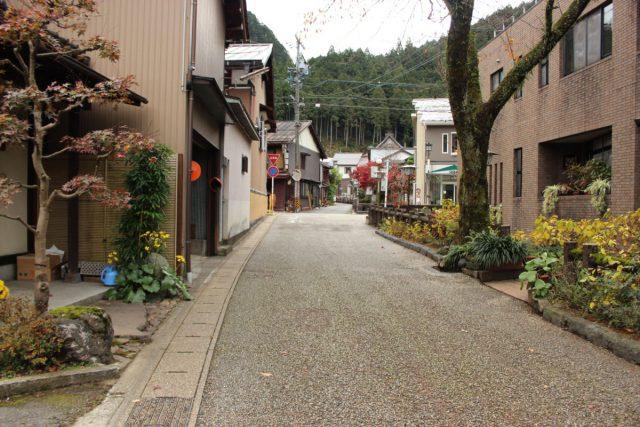 近所で普段は歩かない路地を探検散歩