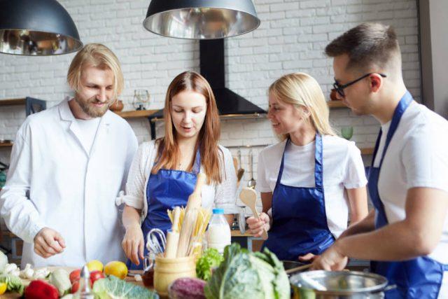 料理教室体験レッスン
