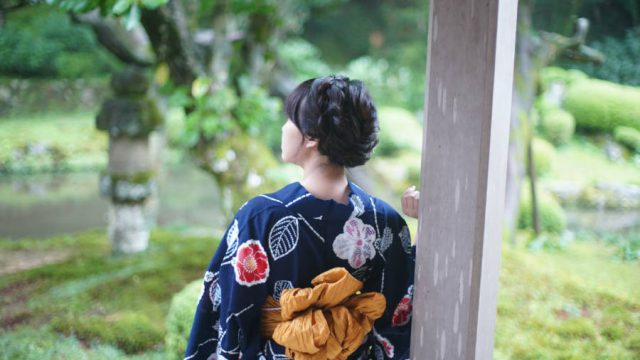 東京の浴衣着付けレッスン教室