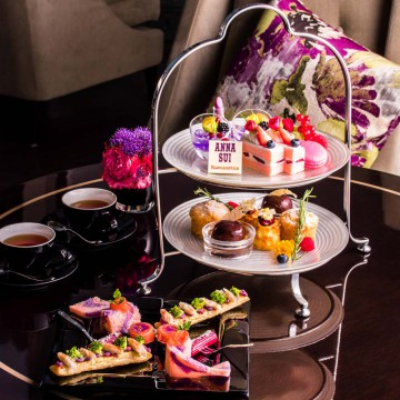東京マリオットホテル「Lounge & Dining G」