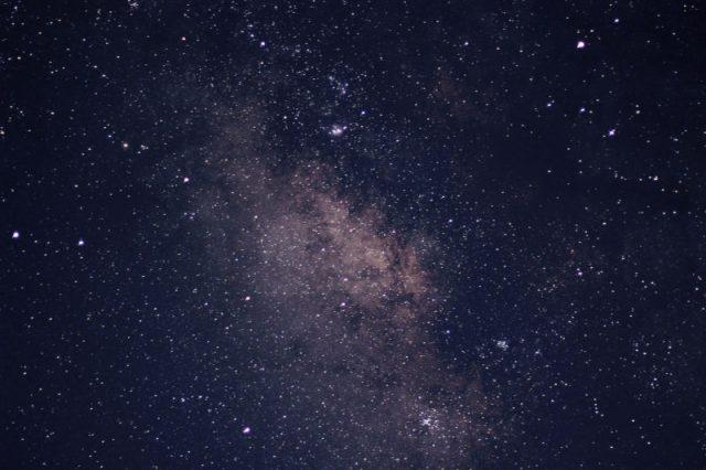 プラネタリウムで星の世界へ