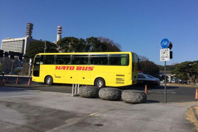 はとバスで東京プチ観光