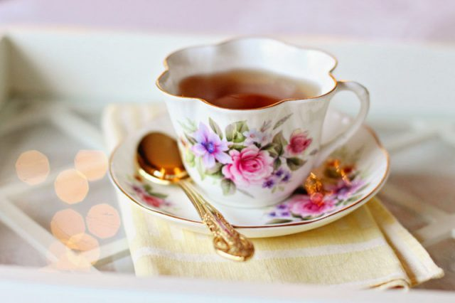おいしい紅茶を探しにゆく